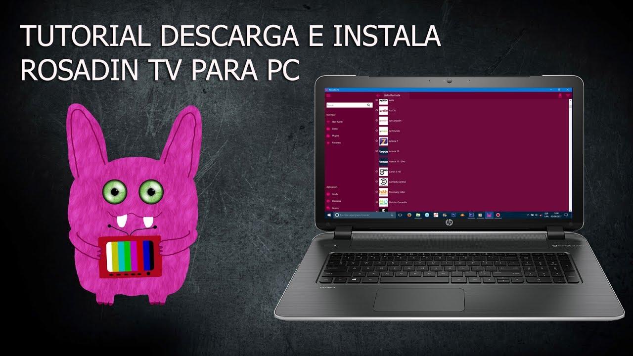 rosadin tv