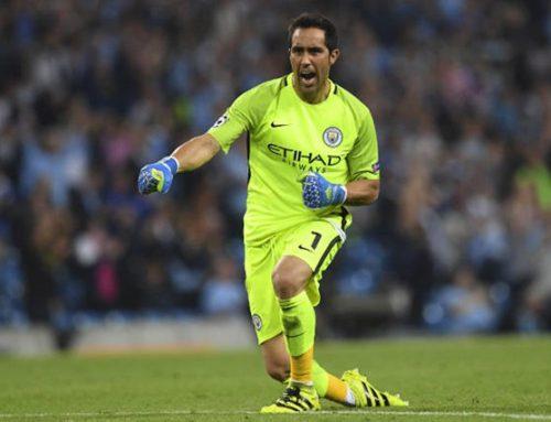Portero del Manchester City es buscado por Rayados