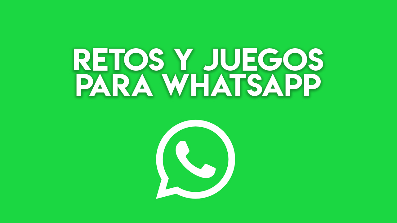 retos de whatsapp