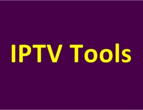 IPTV Tools – Verificar y corregir listas m3u