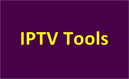 IPTV Tools