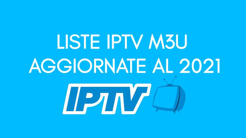 Liste IPTV