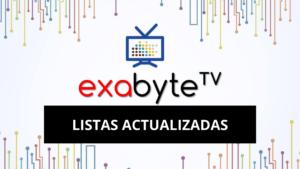 EXABYTE TV