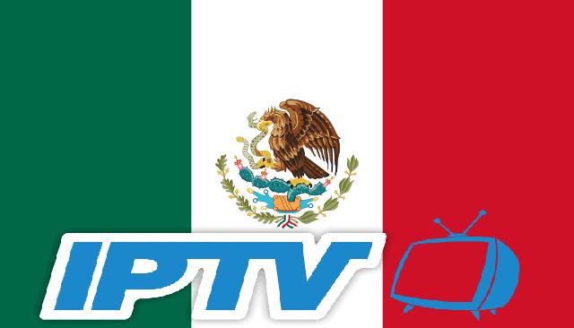 listas iptv México